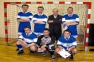 Halowy Turniej Piłki Nożnej o Puchar Starosty K�