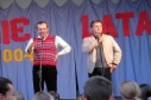 Festyn Pożegananie Lata 2004