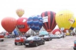 Balony po raz dziesiąty nad Kępnem