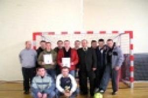 Mistrzostwa Powiatu w Halowej Piłce Nożnej Chło