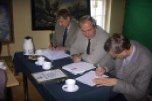 Podpisanie porozumienia o współpracy pomiędzy P