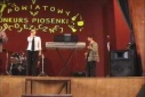 V Powiatowy Festiwal Piosenki Obcojęzycznej