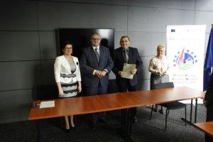 Gmina Bralin podpisała umowę na dofinansowanie z