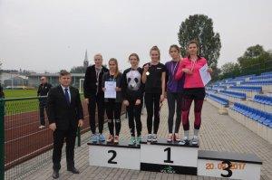 Indywidualne Mistrzostwa Powiatu w Lekkiej Atletyc
