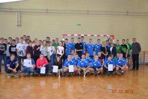 Mistrzostwa Powiatu w Piłce Ręcznej Dziewcząt i