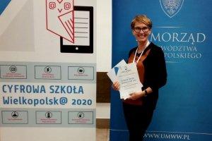 Cyfrowa Szkoła Wielkopolsk@ 2020
