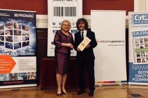 Nagroda dla Powiatowej Biblioteki Publicznej w Kę
