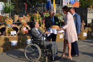 Powiatowo-gminne święto plonów w Rychtalu