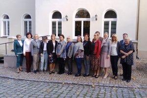 LO Nr I organizatorem międzynarodowego spotkania