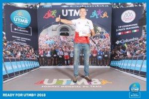 Ultra-Trail du Mont-Blanc dla Mateusza Grzesiaka
