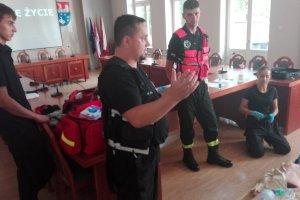 OSP Świba przeprowadziła szkolenie