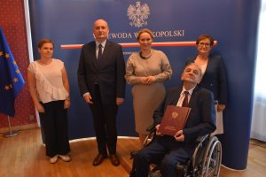 Podpisanie umowy o dofinansowanie rozbudowy bloku