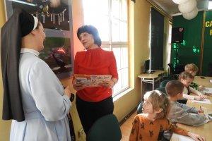 Cała Polska czyta dzieciom w Powiatowej Bibliotec
