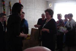 Świąteczne spotkanie w Łęce Opatowskiej
