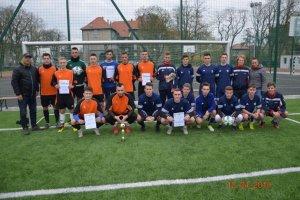 Mistrzostwa Powiatu w Piłce Nożnej Szkół Ponad