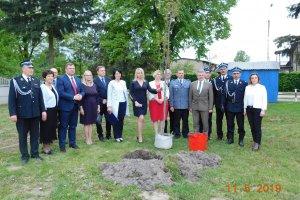 Obchody Powiatowego Dnia Strażaka w Laskach