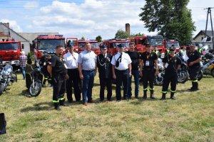 IV Powiatowy Zlot Pojazdów Pożarniczych