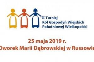 Turniej KGW Południowej Wielkopolski