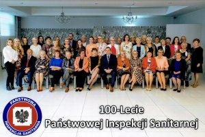 100- lecie Służb Sanitarnych w Polsce