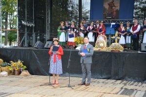 Powiatowo-Gminne Dożynki w Donaborowie