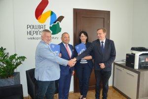 Porozumienie w sprawie przebudowy ulicy Dworcowej
