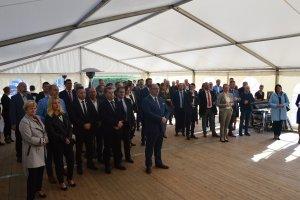 Otwarcie nowej kwatery w ZZO Olszowa