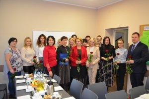 Spotkanie z pracownikami PCPR w Kępnie