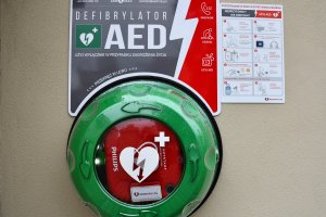 Powiat Kępiński zakupił defibrylatory AED