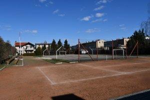 Wniosek na przebudowę boiska złożony