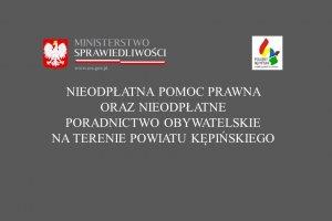Komunikat Starosty Kępińskiego dotyczący funkcj
