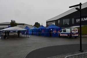 Centrum badań na koronawirusa powraca do Kępna