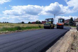 Rozpoczęły się prace na drogach powiatowych