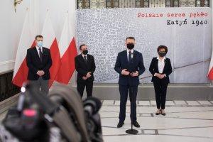 """""""Polskie Serce Pękło. Katyń 1940"""" - konkurs"""