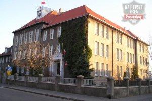 Liceum Ogólnokształcące Nr I w Kępnie ze srebr
