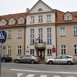 Budynek Starostwa Powiatowego w Kępnie