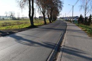 Dodatkowe nakładki asfaltowe wykonane