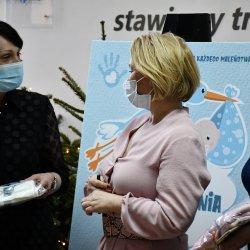 wicestarosta Alicja Śniegocka, poseł do Parlamentu Europejskiego Andżelika Możdzanowska