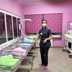Pracownik oddziału Ginekologiczno - Położniczego