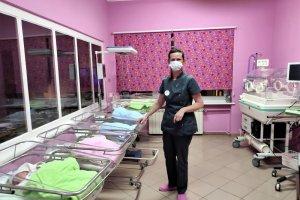 Co raz więcej narodzin w kępińskim szpitalu