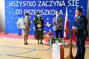 Uroczyste otwarcie przedszkola w Słupi pod Kępne