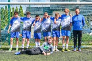 Mistrzostwa Powiatu w Piłce Nożnej Chłopców