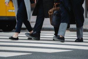 Przebudowa trzech przejść dla pieszych z dofinan