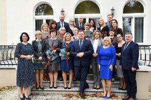 Nagrody Starosty Kępińskiego z okazji Dnia Eduka