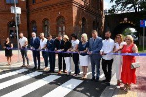 Otwarcie ulicy Dworcowej