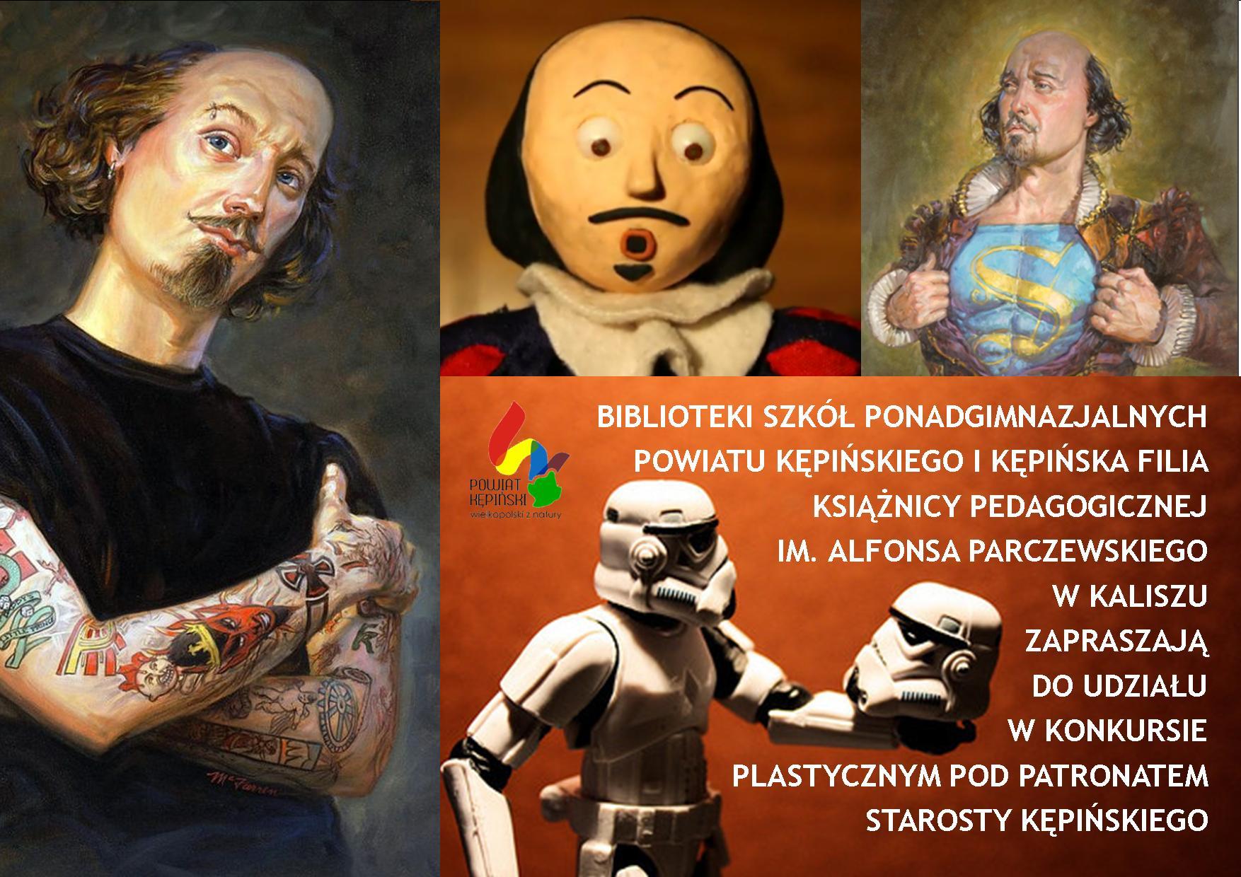 Powiatowy Konkurs Plastyczny pod Patronatem Staros