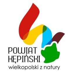 Logo powiatu Kępińskiego