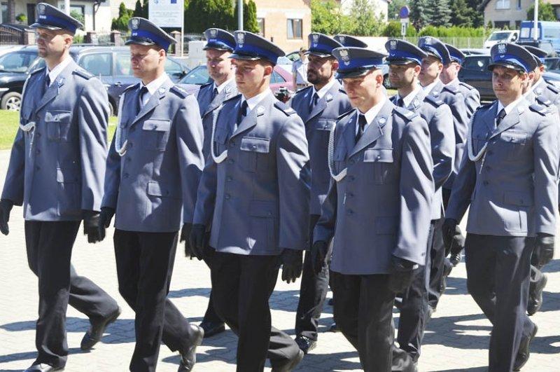 Obchody święta Policji