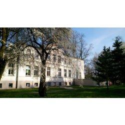 Zdjęcie pałacu w Grębaninie