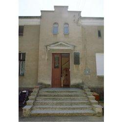 Zdjęcie domu ze zbliżeniem na drzwi