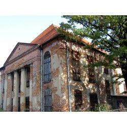 Zdjęcie synagogi w Kępnie